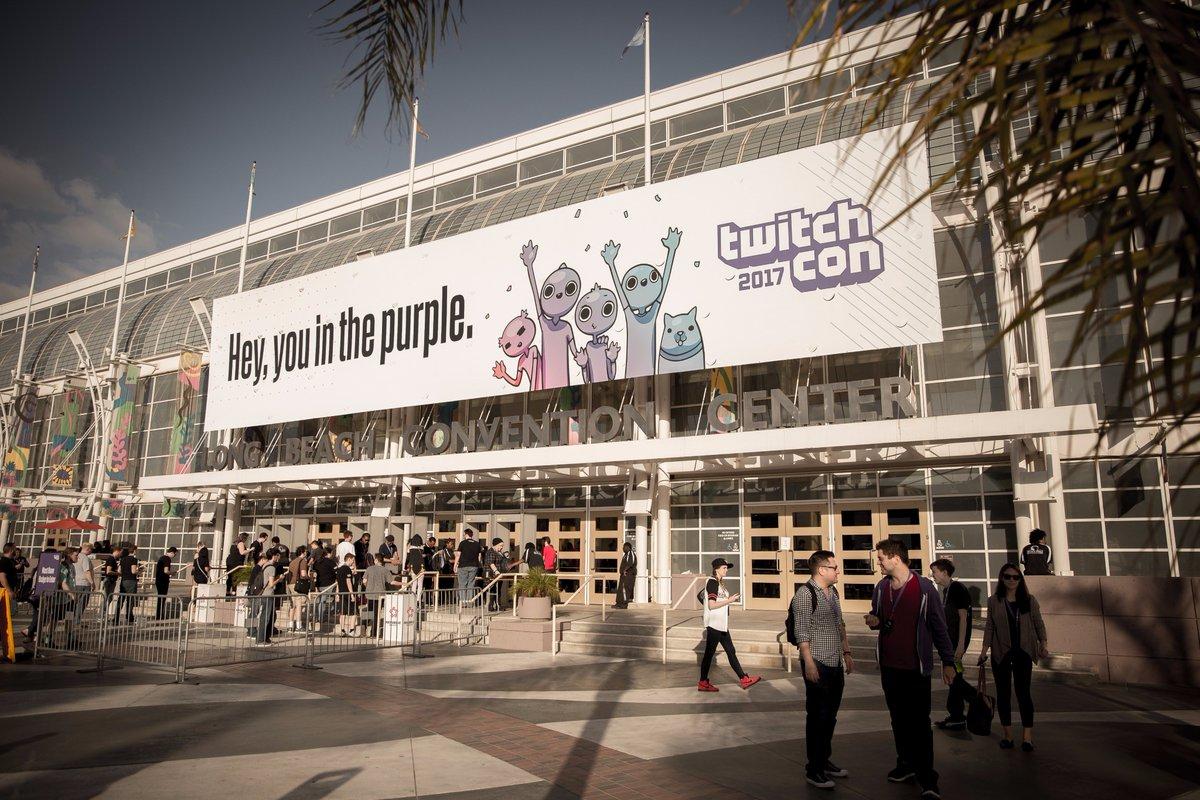 #TwitchCon2017