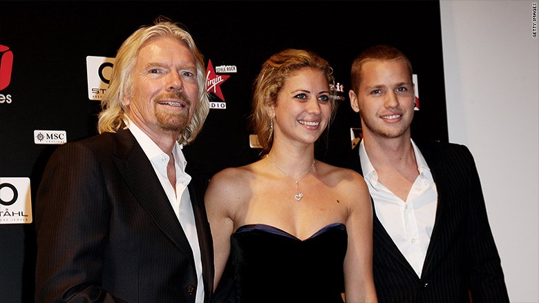 Richard Branson's advice to parents: Work from home if you can