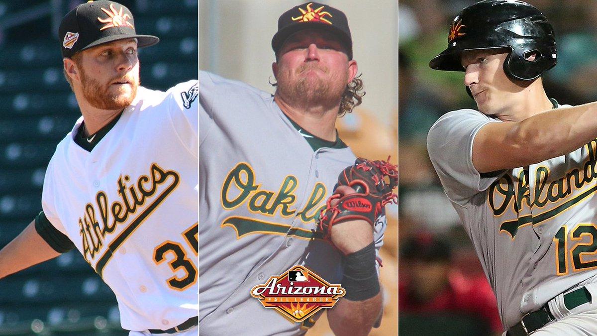 Athletics Arizona Fall League overview https://t.co/D2SHH9oqO5 https://t.co/7694dwNaiI