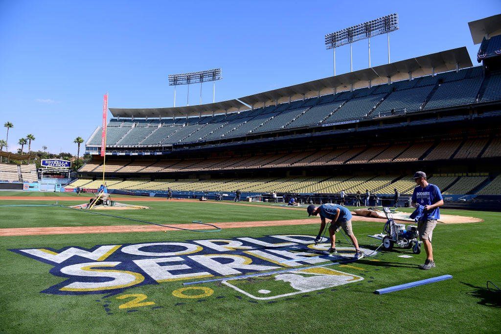 World Series Game 1 in Los Angeles could be the hottest ever