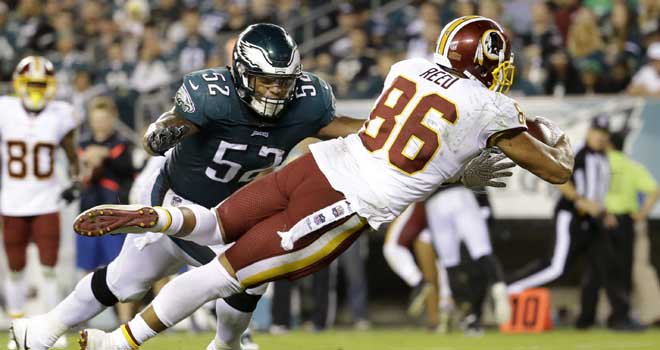 Jordan Reed Regains Comfort With Two Touchdown Performance https://t.co/bCjxCaX0B0 #httr https://t.co/yhpmToGbee