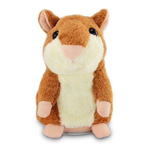 Szresm Talking Hamster Repeats What You Say Electronic Pet Talking Plush Buddy Mouse for… https://t.co/MoyqWudRlN https://t.co/vE1fQ3BL51