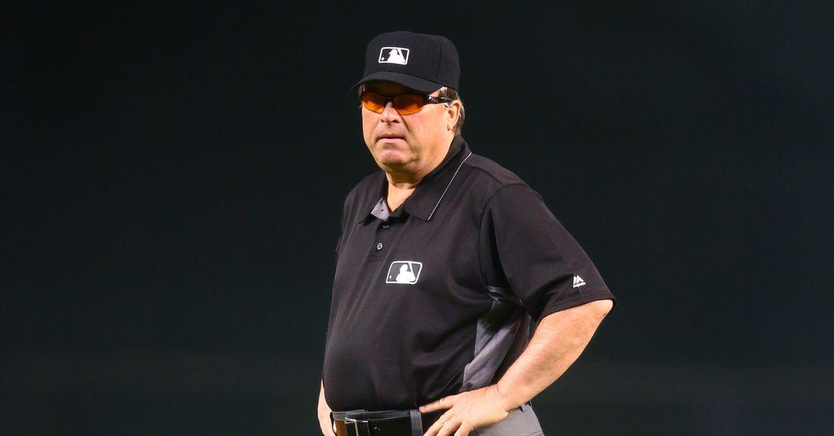 World Series umpire assignments https://t.co/6mCL91o14l https://t.co/K5qkQyMFiR