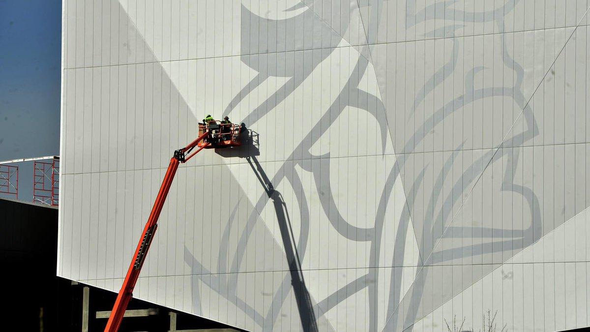 Vikings' new Eagan headquarters at 70 percent completion https://t.co/z6YneIrNY0 https://t.co/dOOSoAomGZ