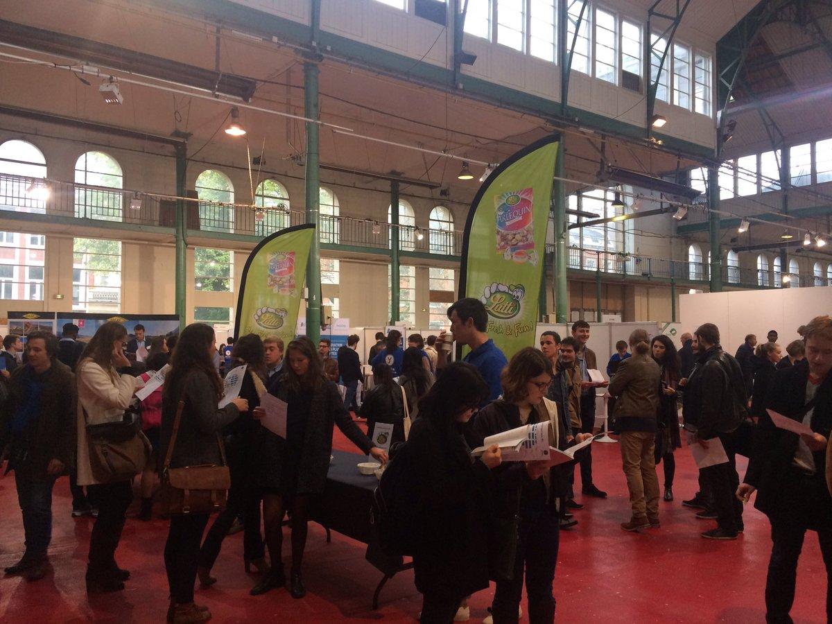 test Twitter Media - Le 1er forum des entreprises organisé par  l'Yncréa a ouvert ses portes aujourd'hui au Palais Rameau. @yncrea_hdf https://t.co/rVkeIqvyDy