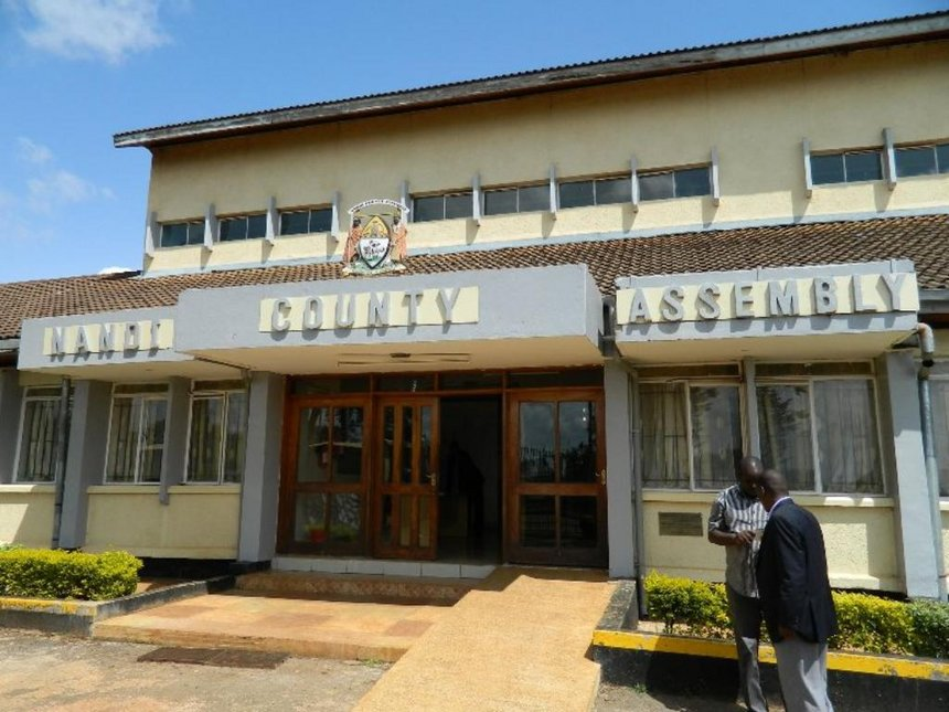 Another suspended Nandi county official commits suicide