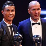 Ronaldo eyes more FIFA success as Real Madrid dominate awards