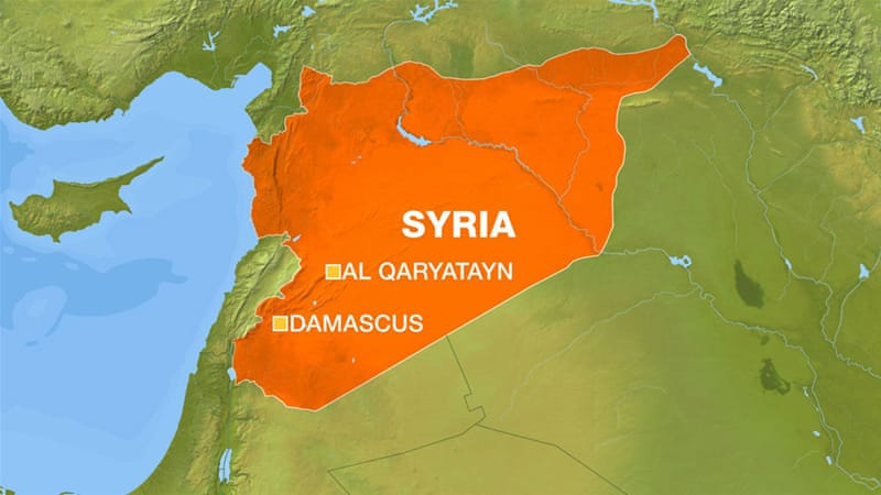 ISIL accused of killing scores of civilians in central Syria