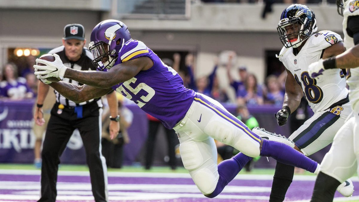Vikings show improvement on ground after last year's struggles https://t.co/VD738aFlVO https://t.co/wr8OwOeiew