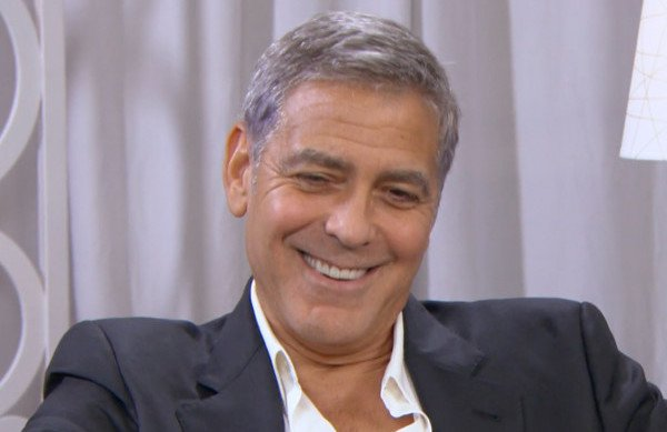"George Clooney had to choose between his famous friends in a game of ""Who Would You Call?"""