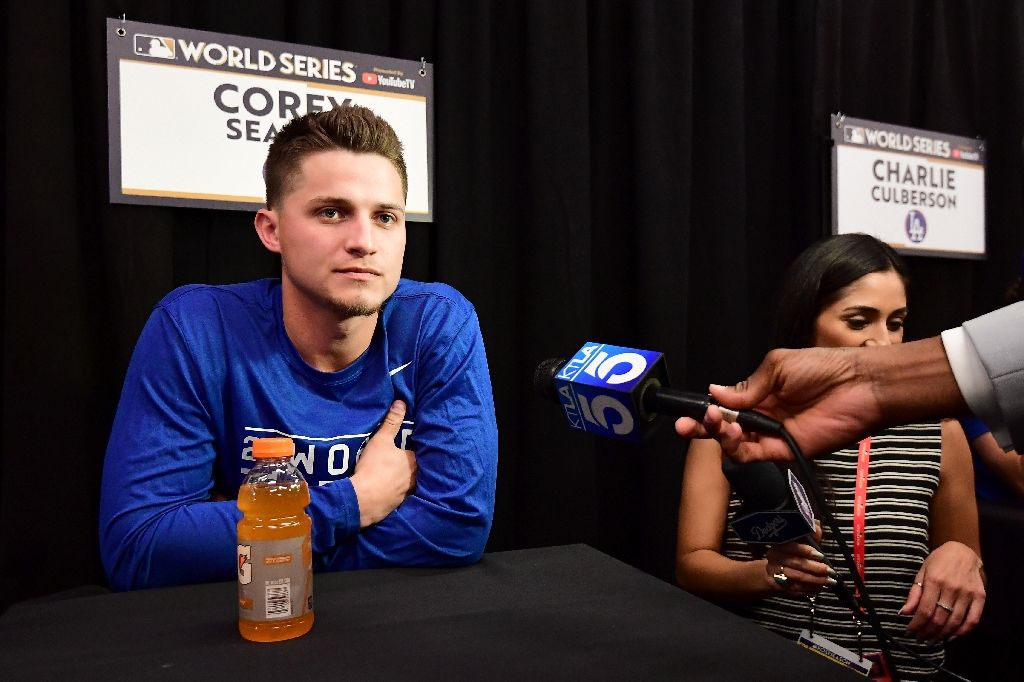 Seager raring to go for Dodgers World Series charge https://t.co/T5O3J9dhT1 https://t.co/31HwhzPIeS