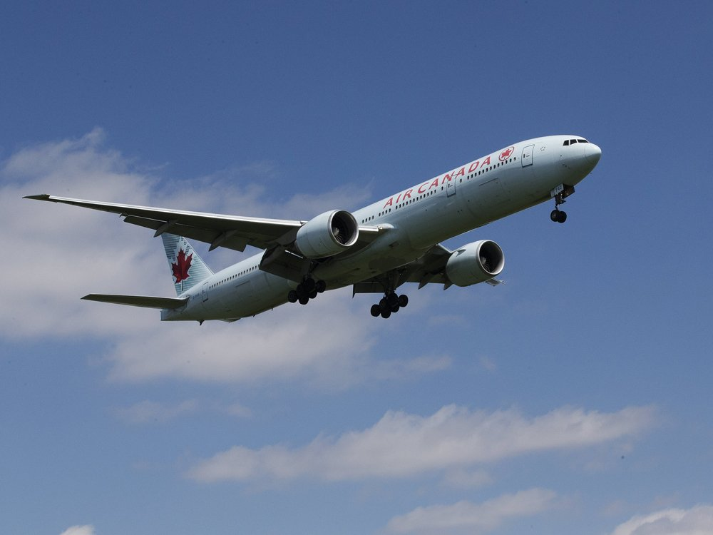 American officials investigating after Air Canada flight lands despite being told not to