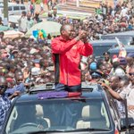 Uhuru Kenyatta wraps up grueling campaign with warning to opposition