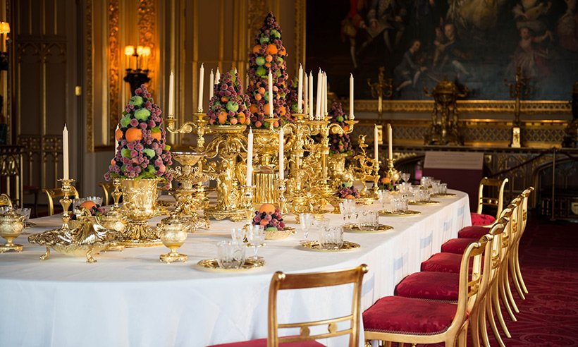 How you can celebrate Christmas at the palace this year:
