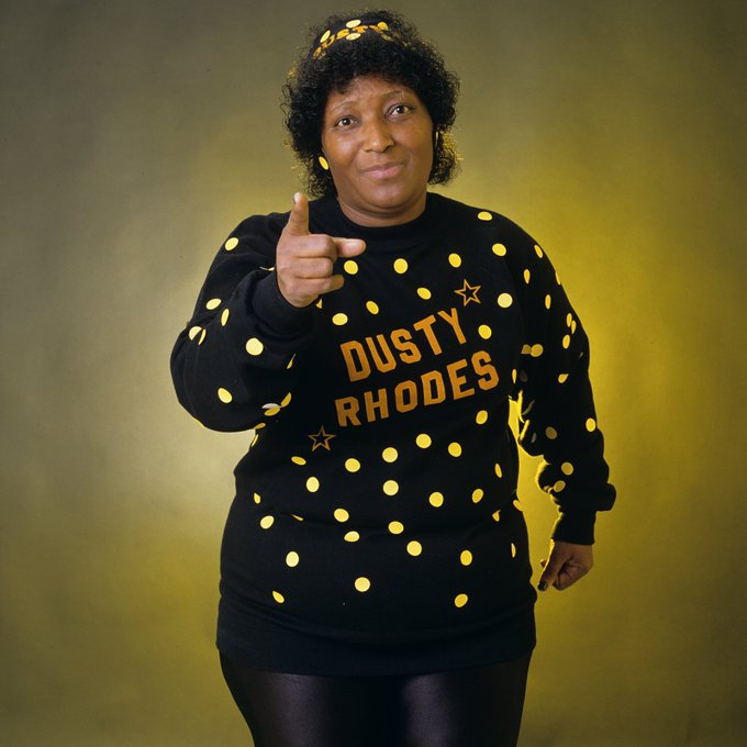 Happy Birthday to former Superstar and Dusty Rhodes valet, Sapphire!