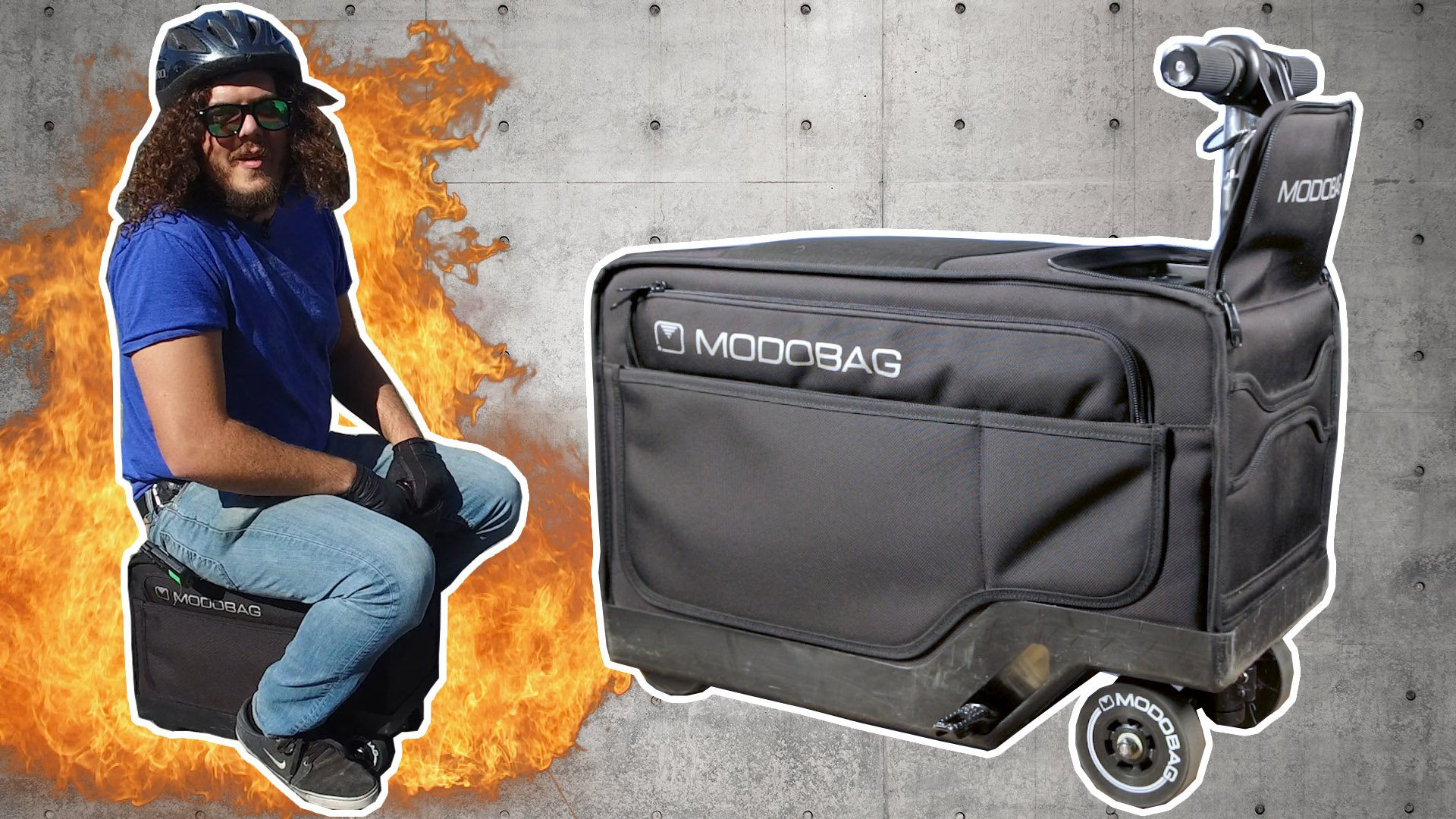 The Modobag suitcase is my new hot ride https://t.co/PKMtZoJHuK https://t.co/slpGfnZp8y