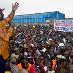 Stay at home on Thursday, don't protest, Raila tells supporters