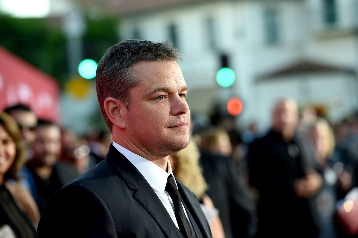 "Matt Damon on Harvey Weinstein: ""He's got to face justice. He's got to face what he's done"""
