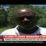Meteorological department warns Kilifi residents of flash floods