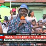 I will take part in poll if reforms implemented - Raila Odinga