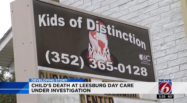 5-year-old collapses, dies at Florida day care, police say