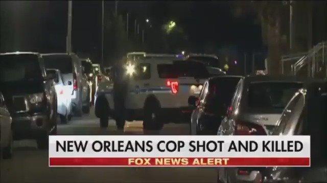 FOX NEWS ALERT: New Orleans cop shot and killed overnight https://t.co/eLSV2qHVGD