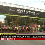 Rock 'N' Roll Half Marathon Oct. 14 in downtown St. Louis