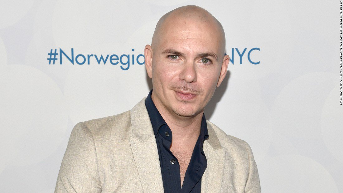 Pitbull says he sees President Trump's 'true colors' on Puerto Rico relief