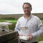 High-Tech. « Avec un drone, on ne fait pas n'importe quoi »