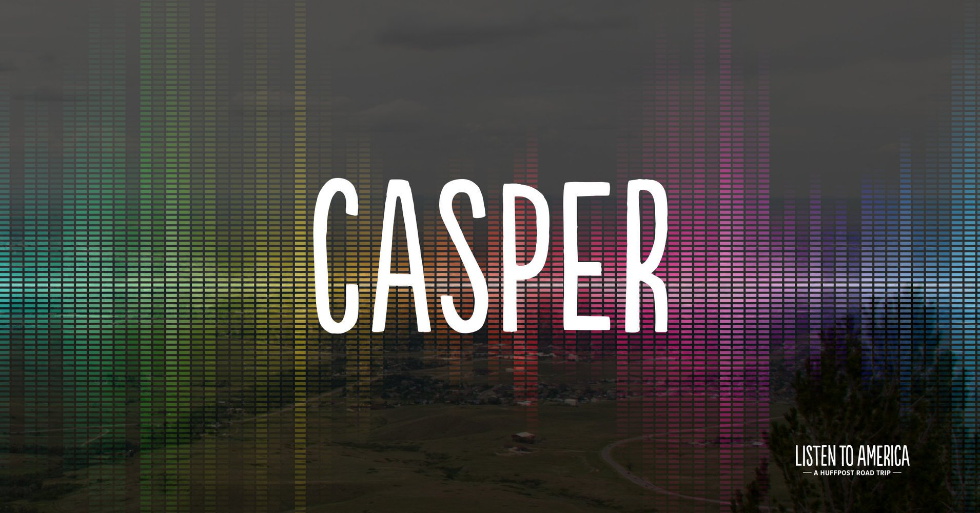 The ultimate Casper, Wyoming, road trip playlist #ListenToAmerica https://t.co/qhsxC2dVrj https://t.co/GphgGz7I2C