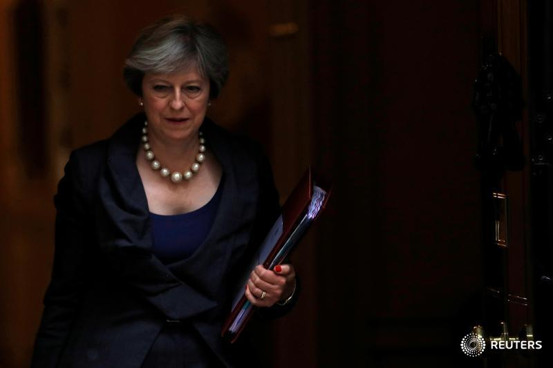 EU to offer May an olive branch in deadlocked #Brexit negotiations next week https://t.co/dGNoTwUMD5 https://t.co/S6E1hKZWwC