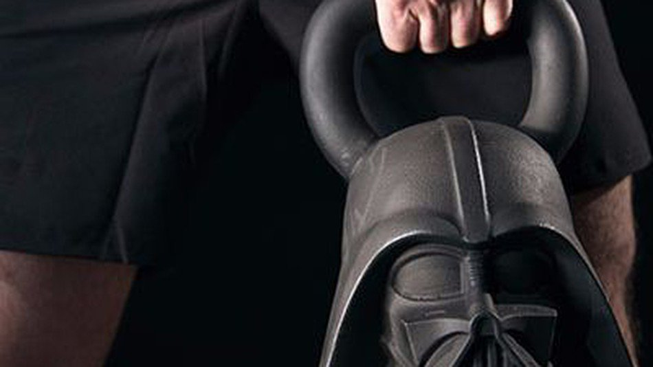 'Star Wars' gym gear will take your workout over to the Dark Side https://t.co/XZvUp7Kmhh https://t.co/0BrxodNRHB