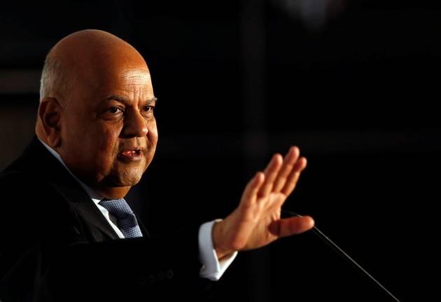 Gordhan tells Cyril to send Zuma packing