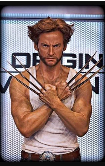 HAPPY BIRTHDAY HUGH JACKMAN ( )  You will ALWAYS be Logan (Wolverine  ) in our Hearts