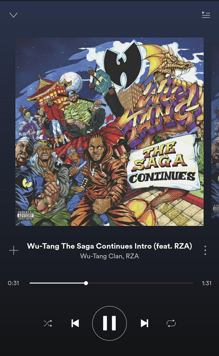 #TheSagaContinues