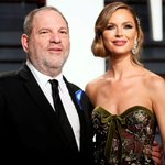 Did Harvey Weinstein use clout to get stars to support his wife's fashion label?