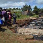 Two women die after inferno, suicide incidents in Elgeyo Marakwet