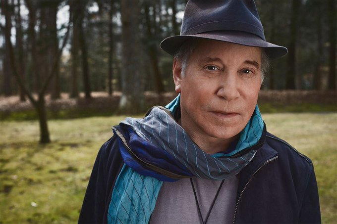 Happy 76th Birthday to Paul Simon