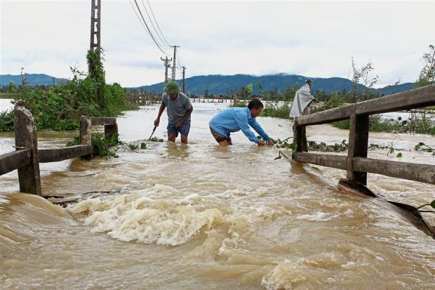 Rains wreak havoc in Vietnam - ASEAN/East Asia