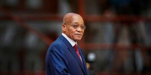 S.Africa court clears way for Zuma graft prosecution