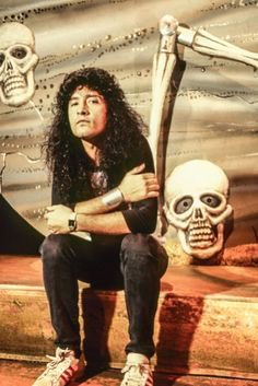 Happy Birthday To Joey Belladonna (Anthrax)