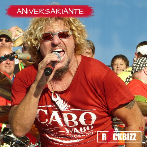 Happy Birthday, Sammy Hagar!