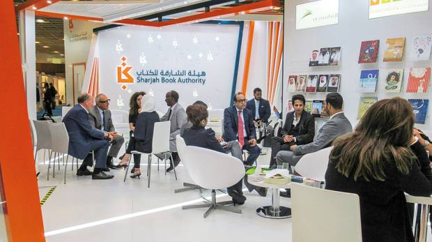 European publishers urged to invest in Sharjah