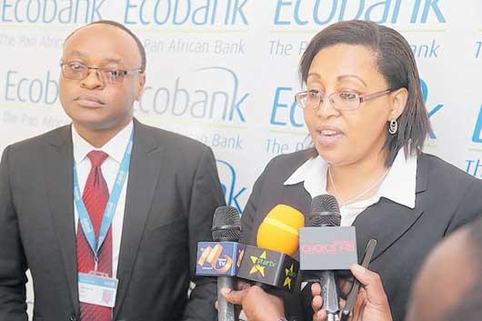 Ecobank keen to foster regional trade financing