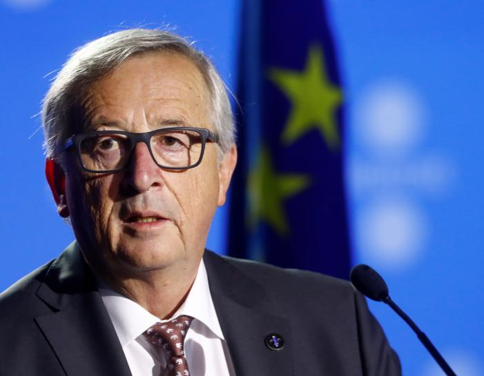 English language exit talk was only banter, says EU's Juncker https://t.co/E9wldXsHBl https://t.co/OxeHvBpmSH