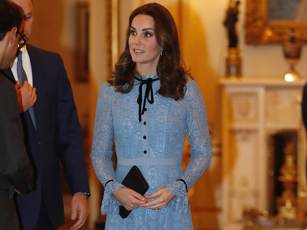 Kate Middleton Has Been 'Bump-Shamed', And It's Really Not Okay