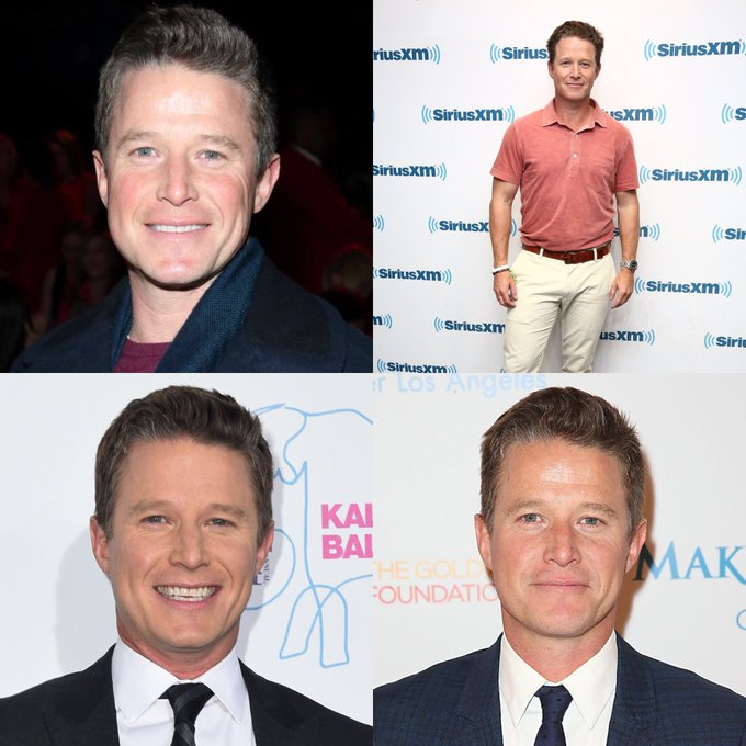 Happy 46 birthday to Billy Bush. Hope that he has a wonderful birthday.