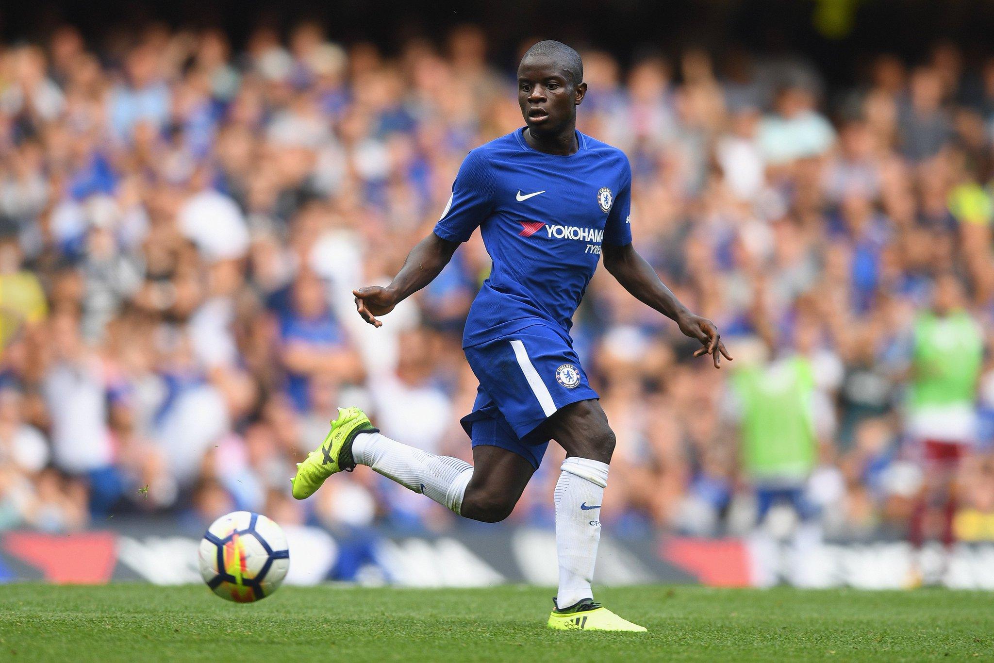'N'Golo Kante is a big loss' - Conte.  Chelsea team news ➡️https://t.co/ylstKzPgpL https://t.co/1c7oZ5hjhJ
