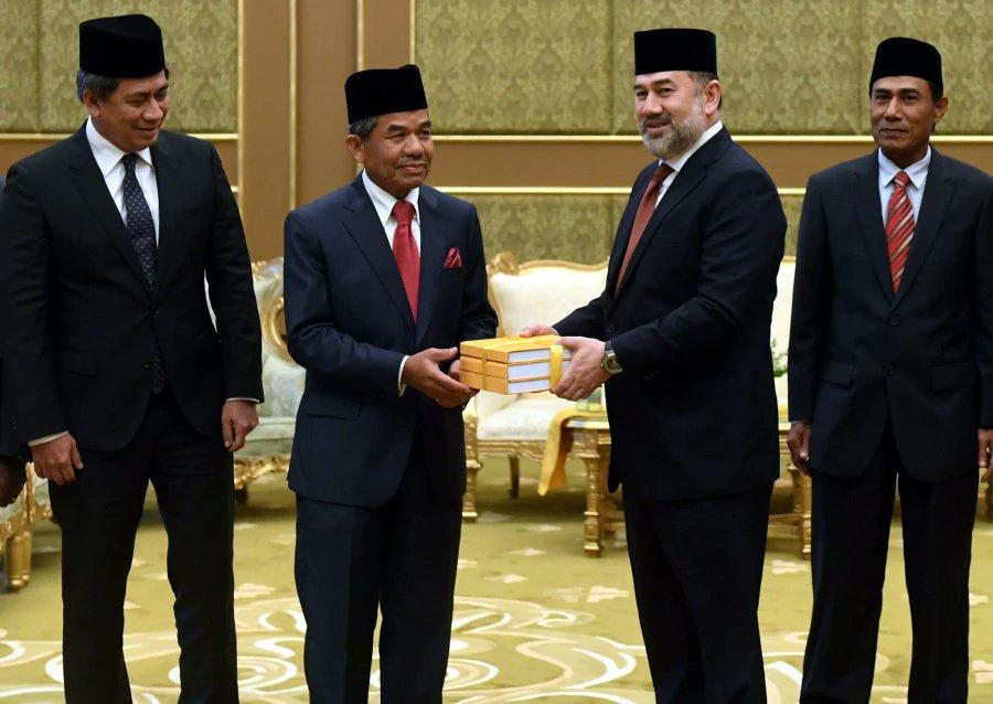 RCI findings on Bank Negara forex trading scandal submitted to Yang di-Pertuan Agong