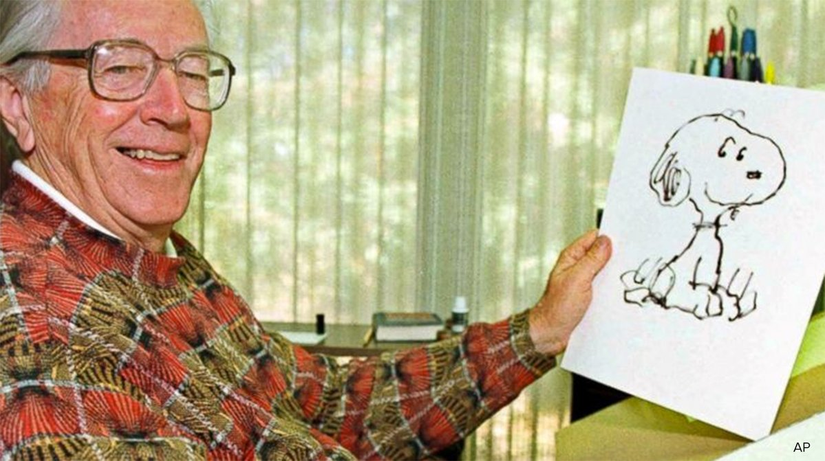 Northern California wildfire destroys home of 'Peanuts' creator Charles Schulz, family says. https://t.co/AqQWcMOD3w https://t.co/mtmR0t1RJp